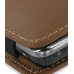 Samsung Omnia i908 i900 Leather Sleeve Pouch Case (Brown) top quality leather case by PDair