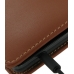 Samsung Galaxy S2 Leather Sleeve Pouch Case (Brown) protective carrying case by PDair
