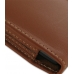 Samsung Galaxy S2 Leather Sleeve Pouch Case (Brown) handmade leather case by PDair