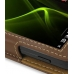 Samsung i8000 Omnia II Leather Sleeve Case (Brown) top quality leather case by PDair