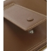 Samsung Galaxy Tab Leather Flip Case (Brown) protective carrying case by PDair
