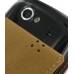 Samsung Google Nexus S Leather Flip Case (Brown) handmade leather case by PDair