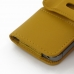 iPhone 5 5s Leather Holster Case (Golden Palm) protective carrying case by PDair