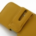 iPhone 5 5s Leather Holster Case (Golden Palm) top quality leather case by PDair