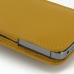 iPhone 5 5s Pouch Case with Belt Clip (Golden Palm) protective carrying case by PDair
