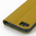 iPhone 5 5s Leather Smart Flip Case (Golden Palm) protective carrying case by PDair