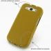 Samsung Galaxy S3 Slim Leather Flip Top Case (Golden Palm) best cellphone case by PDair