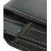 Mitac Mio A700 Sleeve Leather Pouch Case (Extra Large/Black) top quality leather case by PDair
