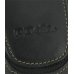 Samsung B5722 Sleeve Leather Pouch Case (Large/Black) genuine leather case by PDair