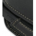 Samsung Pixon M8800 Sleeve Leather Pouch Case (Large/Black) top quality leather case by PDair