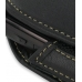 Samsung Behold T919 Sleeve Leather Pouch Case (Large/Black) top quality leather case by PDair