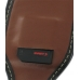 Samsung Corby2 Sleeve Leather Pouch Case (Large/Black) genuine leather case by PDair
