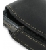 Samsung Epix i907 Sleeve Leather Pouch Case (Extra Large/Black) top quality leather case by PDair