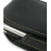 Samsung Omnia i908 i900 Sleeve Leather Pouch Case (Large/Black) handmade leather case by PDair
