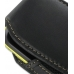 Samsung Galaxy Mini Sleeve Leather Pouch Case (Large/Black) handmade leather case by PDair
