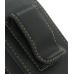 Samsung YP-K5AB K5QB K5ZB Sleeve Leather Pouch Case (Medium/Black) handmade leather case by PDair