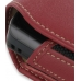 Acer DX900 Sleeve Leather Pouch Case (Large/Red) top quality leather case by PDair