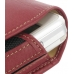 Asus P535 Sleeve Leather Pouch Case (Large/Red) top quality leather case by PDair
