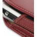Sony Ericsson P1i P1 Sleeve Leather Pouch Case (Large/Red) handmade leather case by PDair