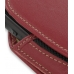 Samsung Behold T919 Sleeve Leather Pouch Case (Large/Red) top quality leather case by PDair