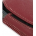 Samsung Epix i907 Sleeve Leather Pouch Case (Large/Red) top quality leather case by PDair