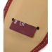 Samsung S5620 Monte Sleeve Leather Pouch Case (Large/Red) genuine leather case by PDair