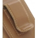 Mitac Mio A700 Sleeve Leather Pouch Case (Extra Large/Brown) handmade leather case by PDair