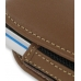 Nokia 5530 XpressMusic Sleeve Leather Pouch Case (Medium/Brown) handmade leather case by PDair