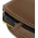 Samsung B3210 CorbyTXT Sleeve Leather Pouch Case (Large/Brown) handmade leather case by PDair