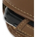 Samsung B5310 CorbyPRO Sleeve Leather Pouch Case (Large/Brown) handmade leather case by PDair