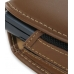 Samsung C6112 Sleeve Leather Pouch Case (Large/Brown) handmade leather case by PDair