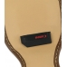 Samsung Galaxy Mini Sleeve Leather Pouch Case (Large/Brown) genuine leather case by PDair