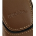Samsung Galaxy Mini Sleeve Leather Pouch Case (Large/Brown) top quality leather case by PDair