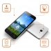 Xiaomi MI 2S Tempered Glass Film Screen Protector handmade leather case by PDair