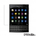 BlackBerry Passport Ultra Clear Screen Protector genuine leather case by PDair