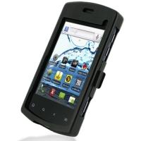 Aluminum Metal Case for Acer Liquid mini E310 (Black)