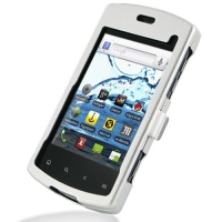 Aluminum Metal Case for Acer Liquid mini E310 (Silver)