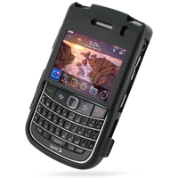 Aluminum Metal Case for BlackBerry Bold 9650 (Black)