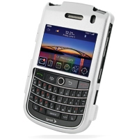 Aluminum Metal Case for BlackBerry Tour 9630 (Silver)