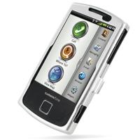 Aluminum Metal Case for Garmin-Asus nuvifone A50/T-Mobile Garminfone A50 (Silver)