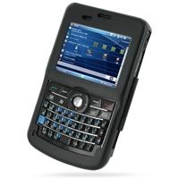 HP iPAQ 900 Series Aluminum Metal Case (Black) PDair Premium Hadmade Genuine Leather Protective Case Sleeve Wallet