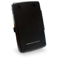 HP iPAQ hx4700 Series Aluminum Metal Case (Black) PDair Premium Hadmade Genuine Leather Protective Case Sleeve Wallet