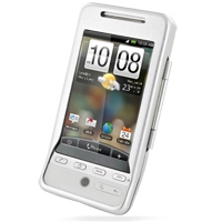Aluminum Metal Case for HTC Hero (Silver)