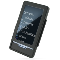 10% OFF + FREE SHIPPING, Buy Best PDair Quality Protective Microsoft Zune HD Aluminum Metal Case (Black) online. You also can go to the customizer to create your own stylish leather case if looking for additional colors, patterns and types.