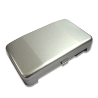 10% OFF + FREE SHIPPING, Buy PDair Premium Protective Nintendo DS Aluminum Metal Case (Silver). Our Nintendo DS Aluminum Metal Case is Best choice. You also can go to the customizer to create your own stylish leather case if looking for additional colors,