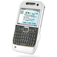 Aluminum Metal Case for Nokia E71 (Silver)