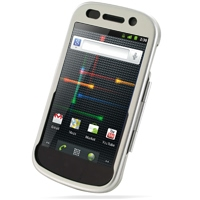Aluminum Metal Case for Samsung Google Nexus S GT-i9020T i9023 (Silver)