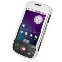 Aluminum Metal Case for Samsung i5700 Galaxy Spica (Silver)