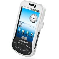 Aluminum Metal Case for Samsung i7500 Galaxy (Silver)