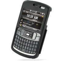 Aluminum Metal Case for Samsung Jack SGH-i637 (Black)